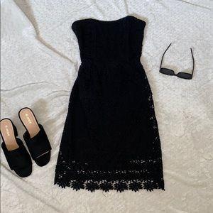 Little black dress - lace